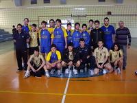 Ομάδα Volley Γενικου Λυκείου Σητείας 2009